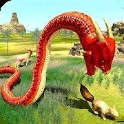 水蟒蛇野生生物模拟器