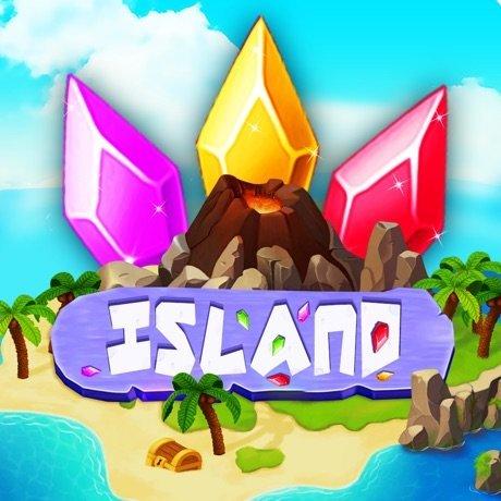 魔法水晶宝石岛v1.0