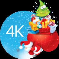 4K高清圣诞壁纸