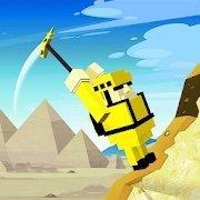 攀登金字塔