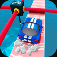 趣味汽车比赛3Dv1.0