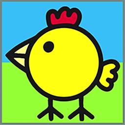 快乐的母鸡