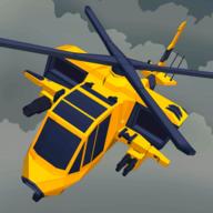 直升机导弹空战
