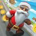 欢乐圣诞老人跑酷