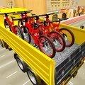 共享单车运输车