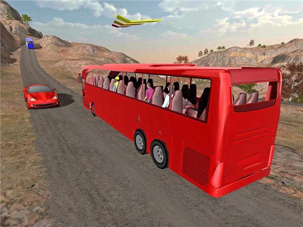 亚洲巴士模拟器v1