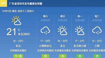 真正没广告的天气预报软件大全