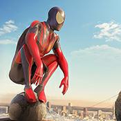 蜘蛛侠绳索英雄无限金币版