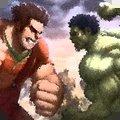绿巨人功夫英雄
