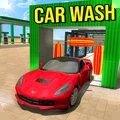洗车场服务站