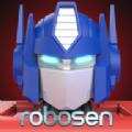 乐森擎天柱机器人