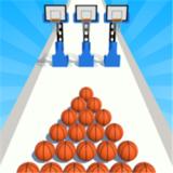 篮球倍增跑v0.1